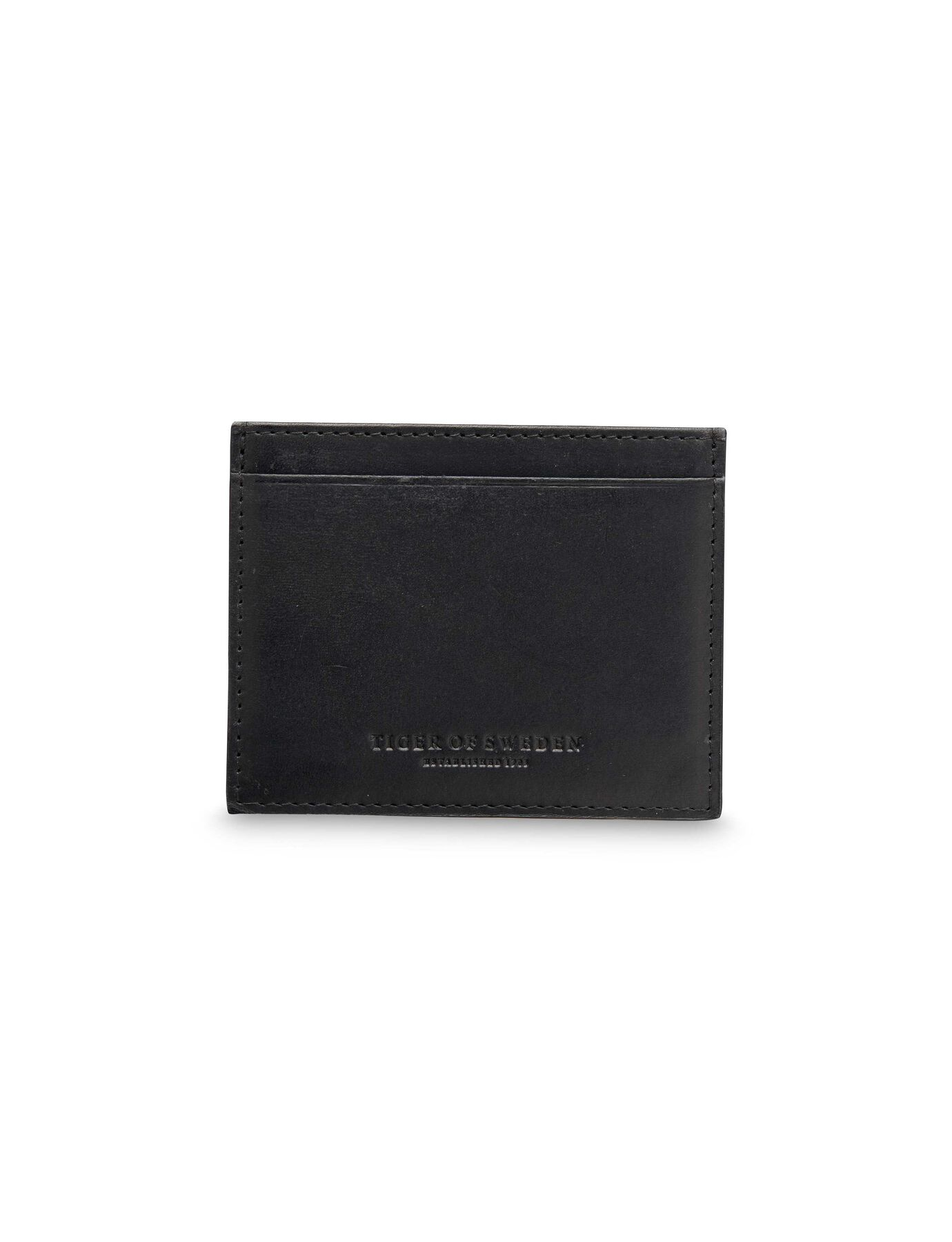 SAWLEY CARD HOLDER in Black from Tiger of Sweden