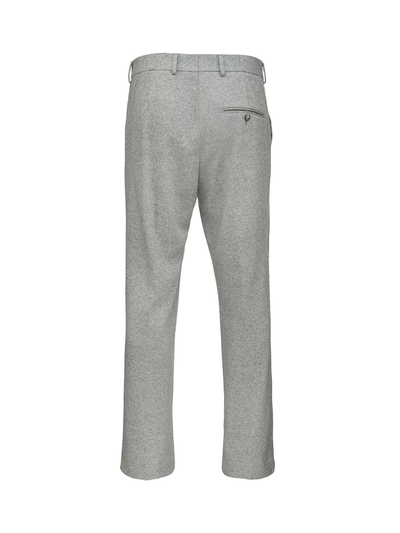 MELKER TROUSERS in Monument from Tiger of Sweden