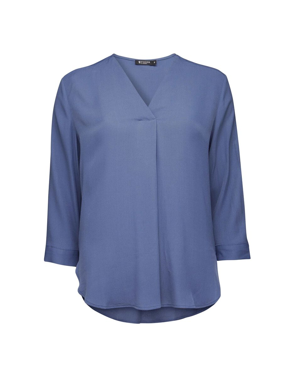 Mere shirt in Blue from Tiger of Sweden
