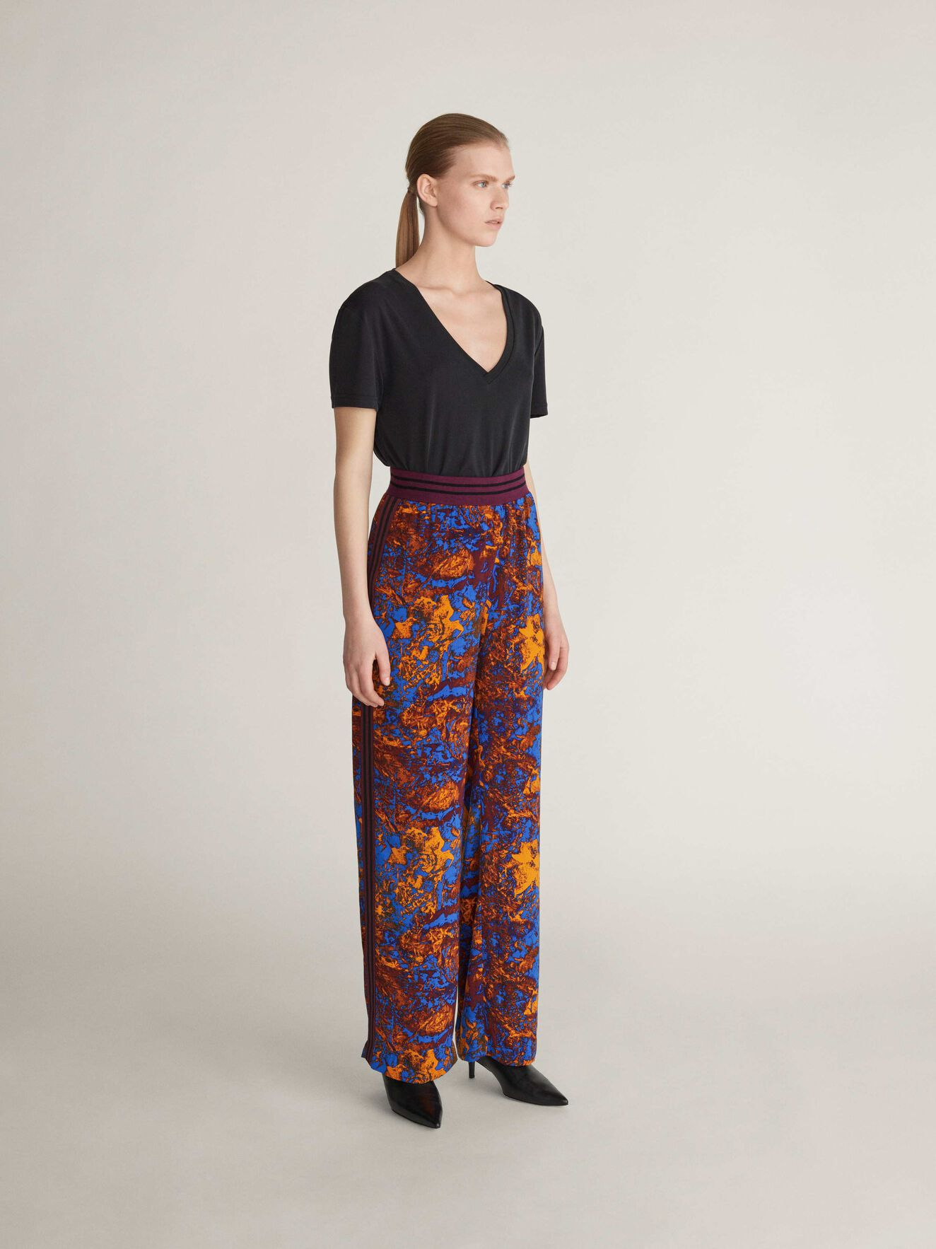 Daisy Trousers in Pattern from Tiger of Sweden