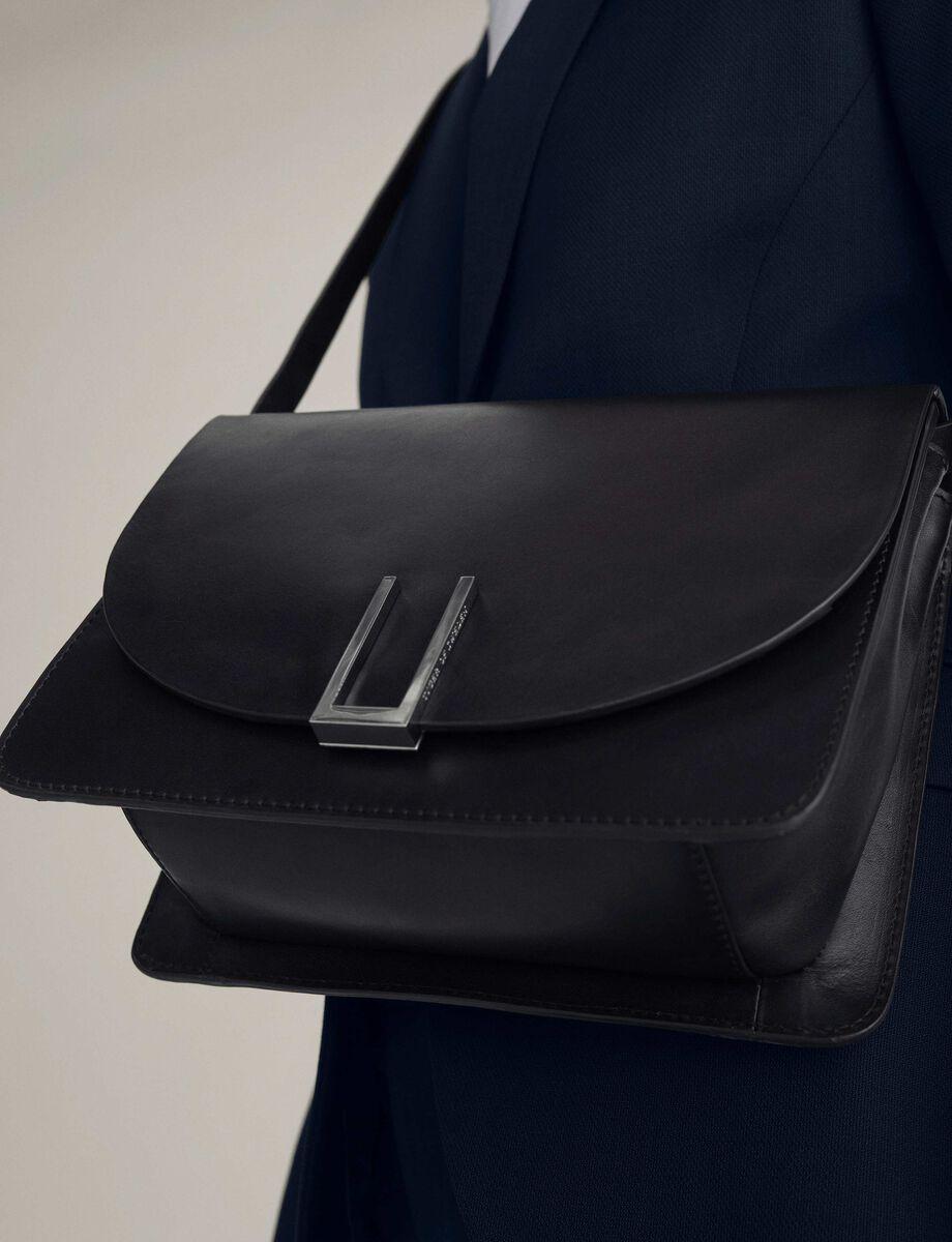 Marcel Shoulder Bag in Black from Tiger of Sweden