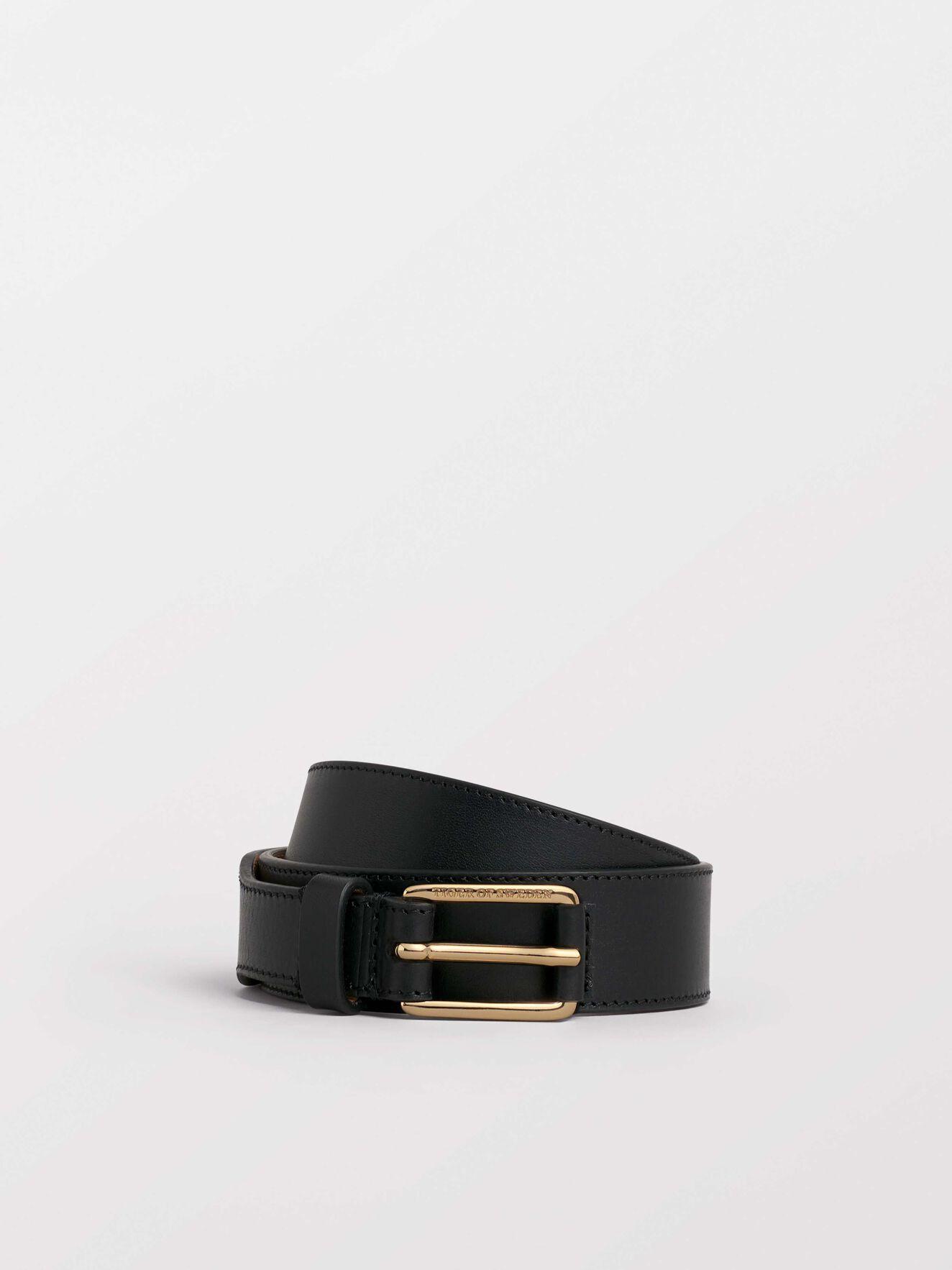Erythro Belt in Black from Tiger of Sweden
