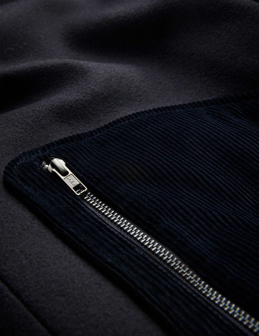 REFUSION 3 JACKET in Light Ink from Tiger of Sweden