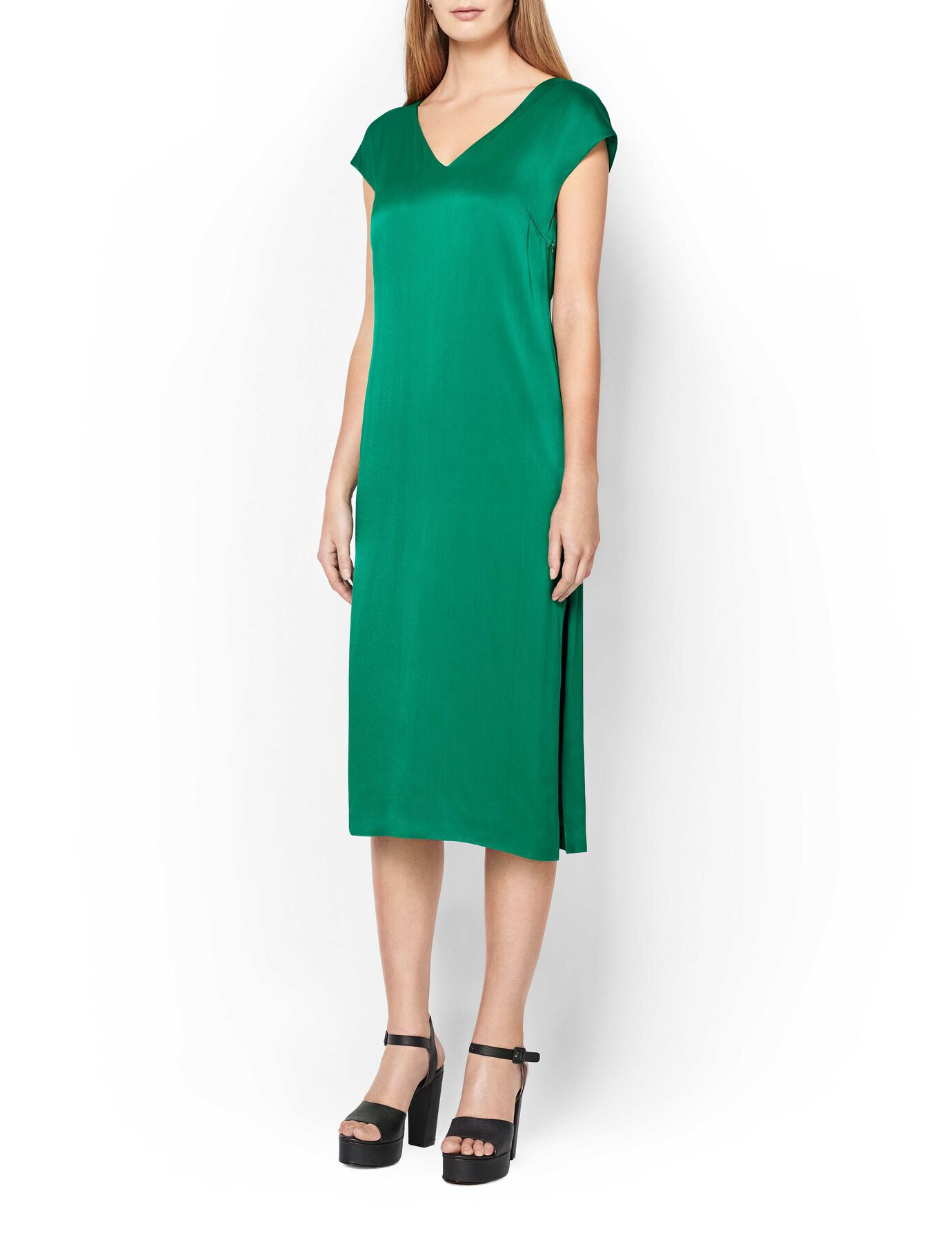 Ibbie dress in Marine Green from Tiger of Sweden
