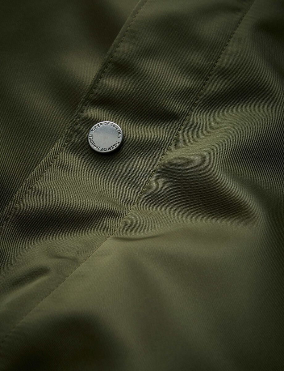Oceana jacket in Silver Pine from Tiger of Sweden