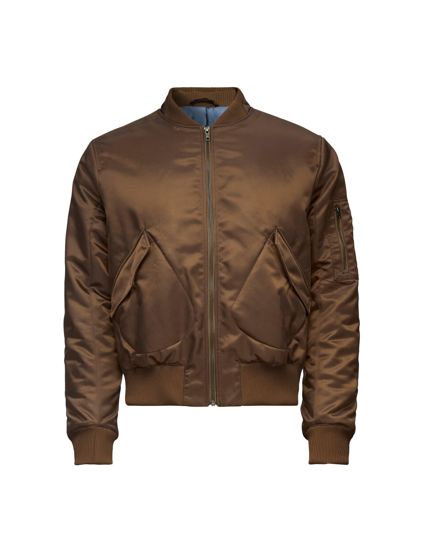 LUNDIN JACKET in Brown from Tiger of Sweden