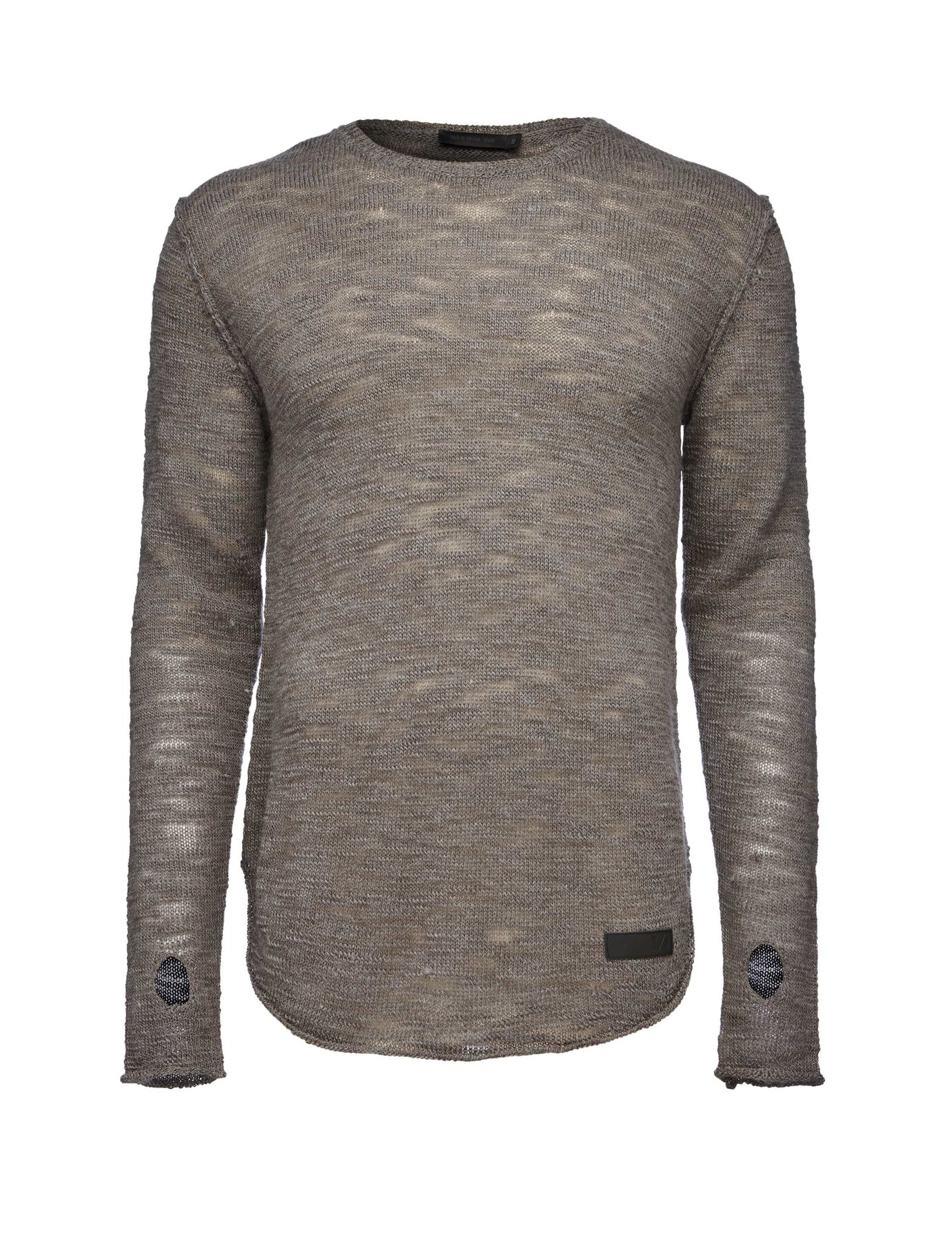 Rip pullover in Grey Shadow from Tiger of Sweden