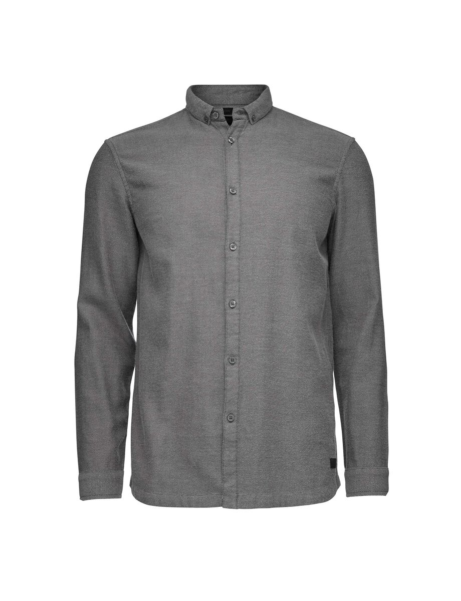 Droopy shirt in Grey Shadow from Tiger of Sweden