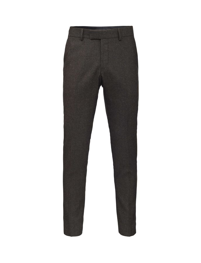 GORDON TROUSERS in Brown from Tiger of Sweden