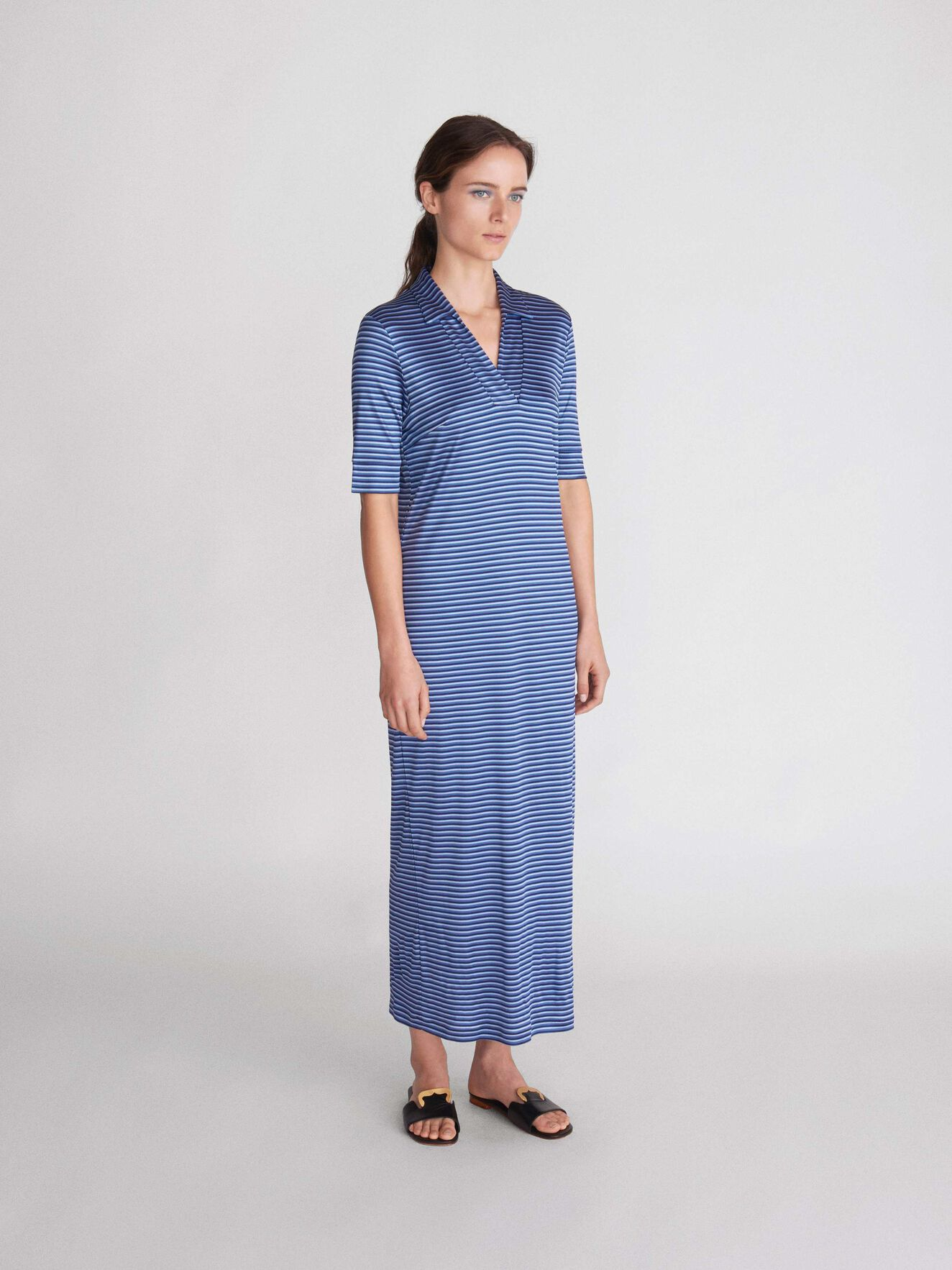 Ting Dress in Soft blue from Tiger of Sweden