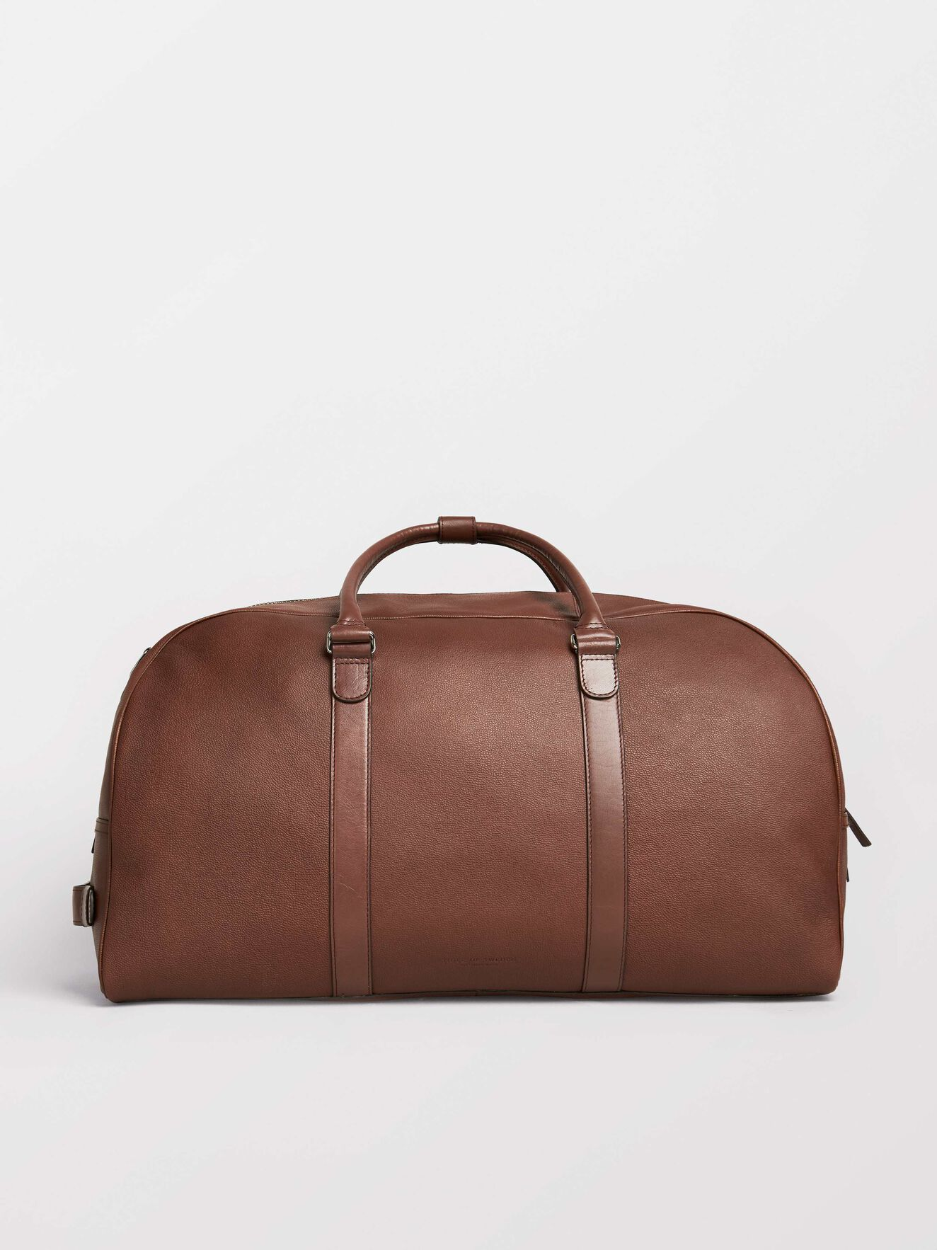 Pinchon Weekend Bag in Medium Brown from Tiger of Sweden