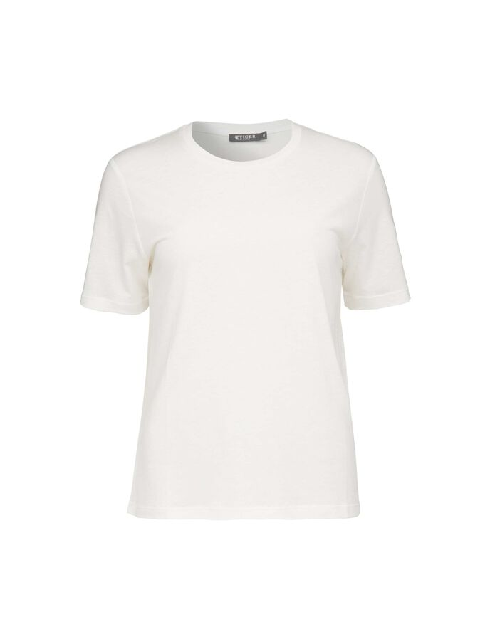 DEIRA T-SHIRT  in Star White from Tiger of Sweden