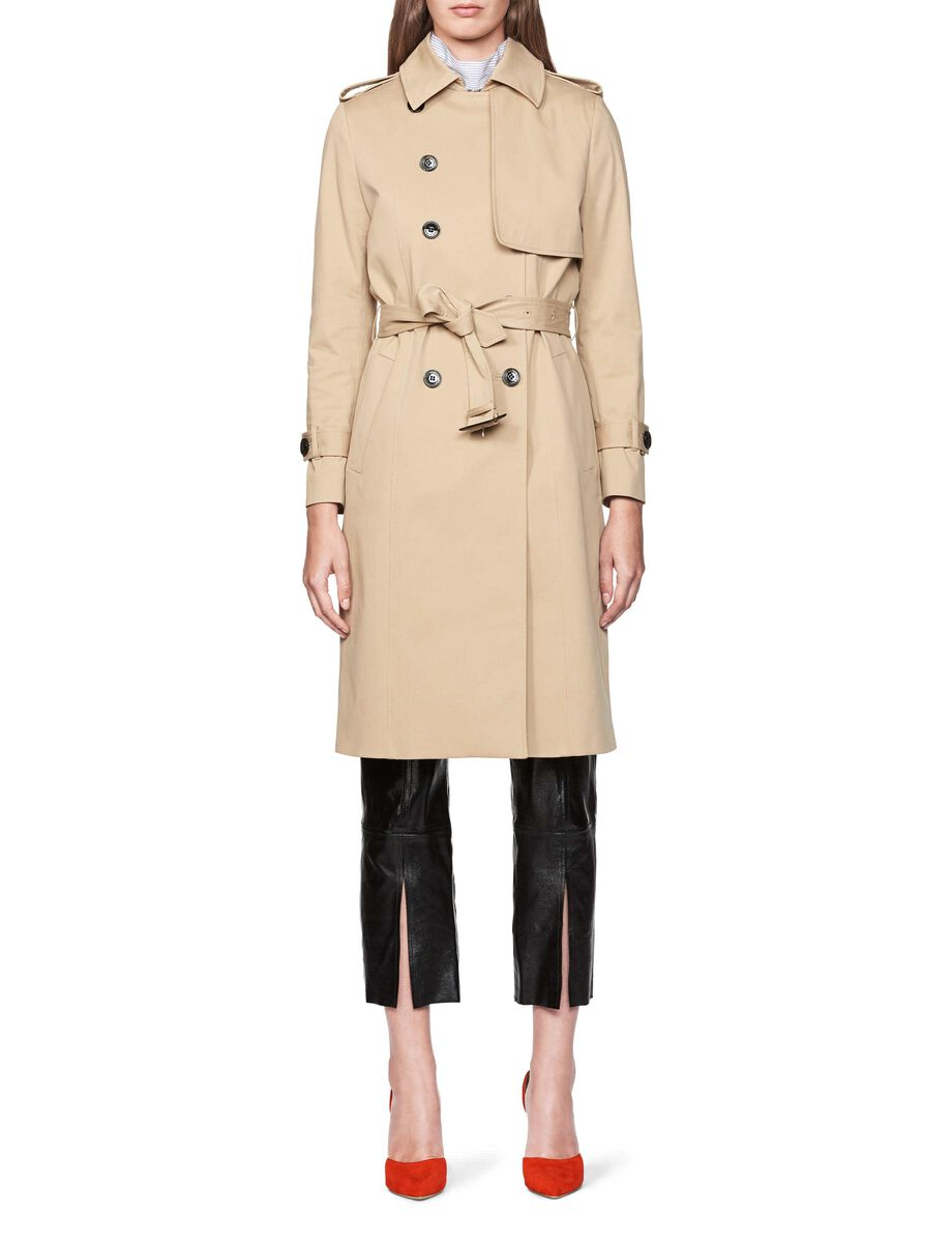 INDIO TRENCH COAT in Nomad from Tiger of Sweden