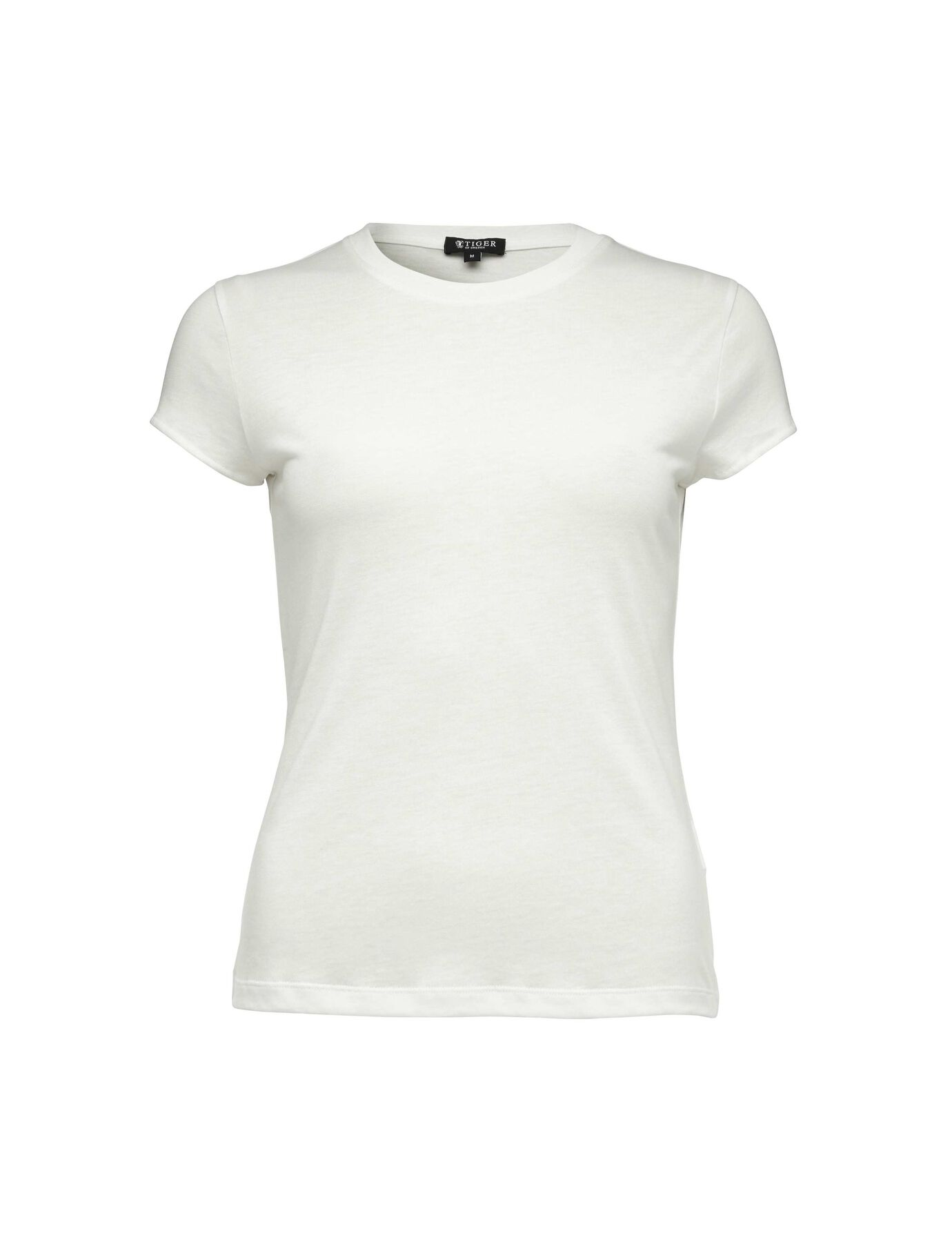 Lone t-shirt in Star White from Tiger of Sweden