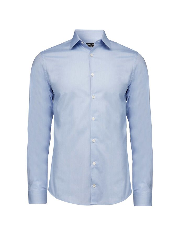 Brodie shirt in Blue from Tiger of Sweden