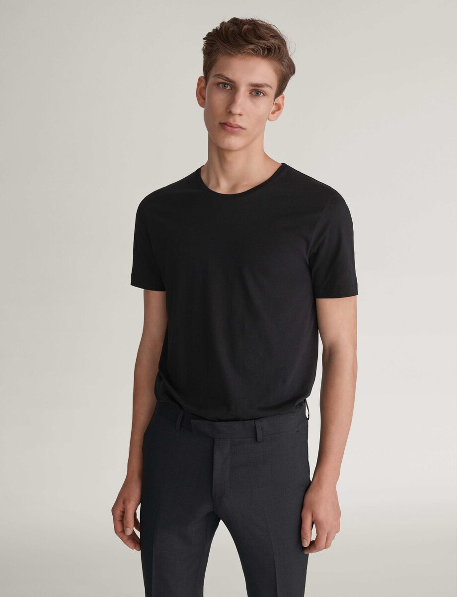 Legacy t-shirt in Black from Tiger of Sweden