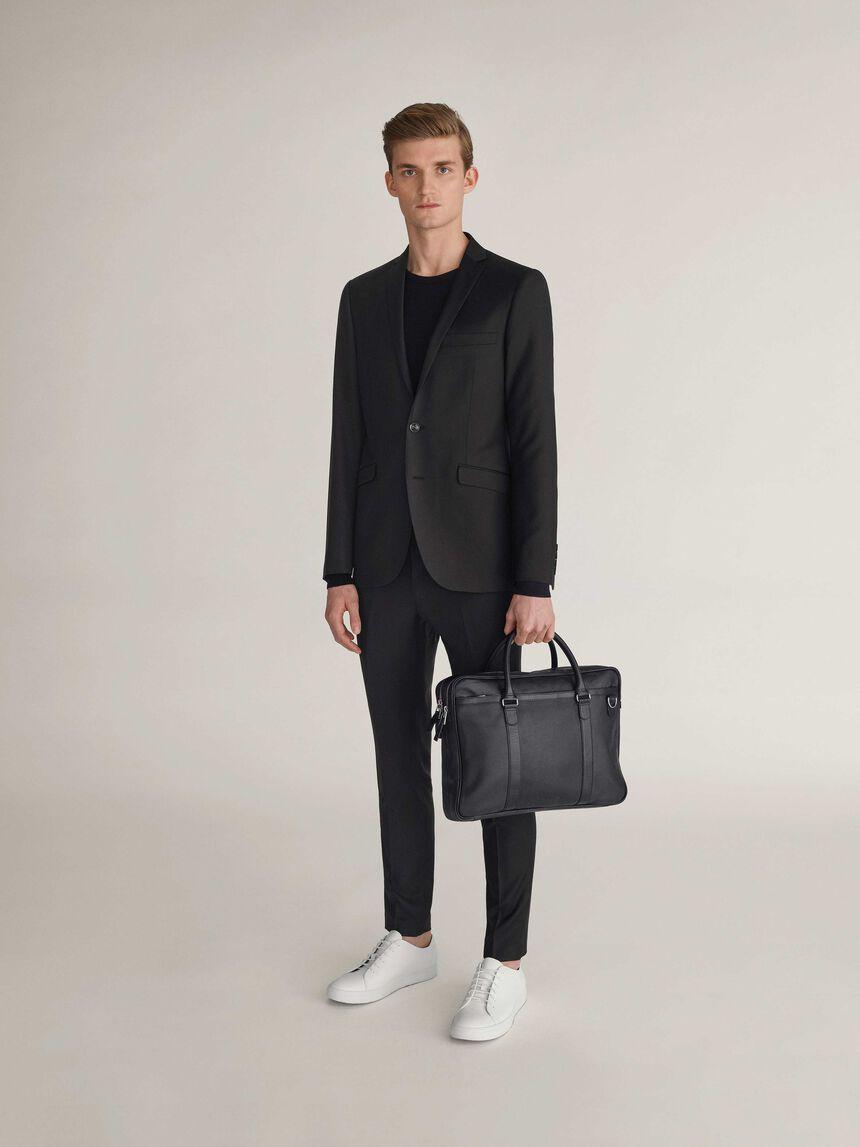 Printel briefcase in Black from Tiger of Sweden