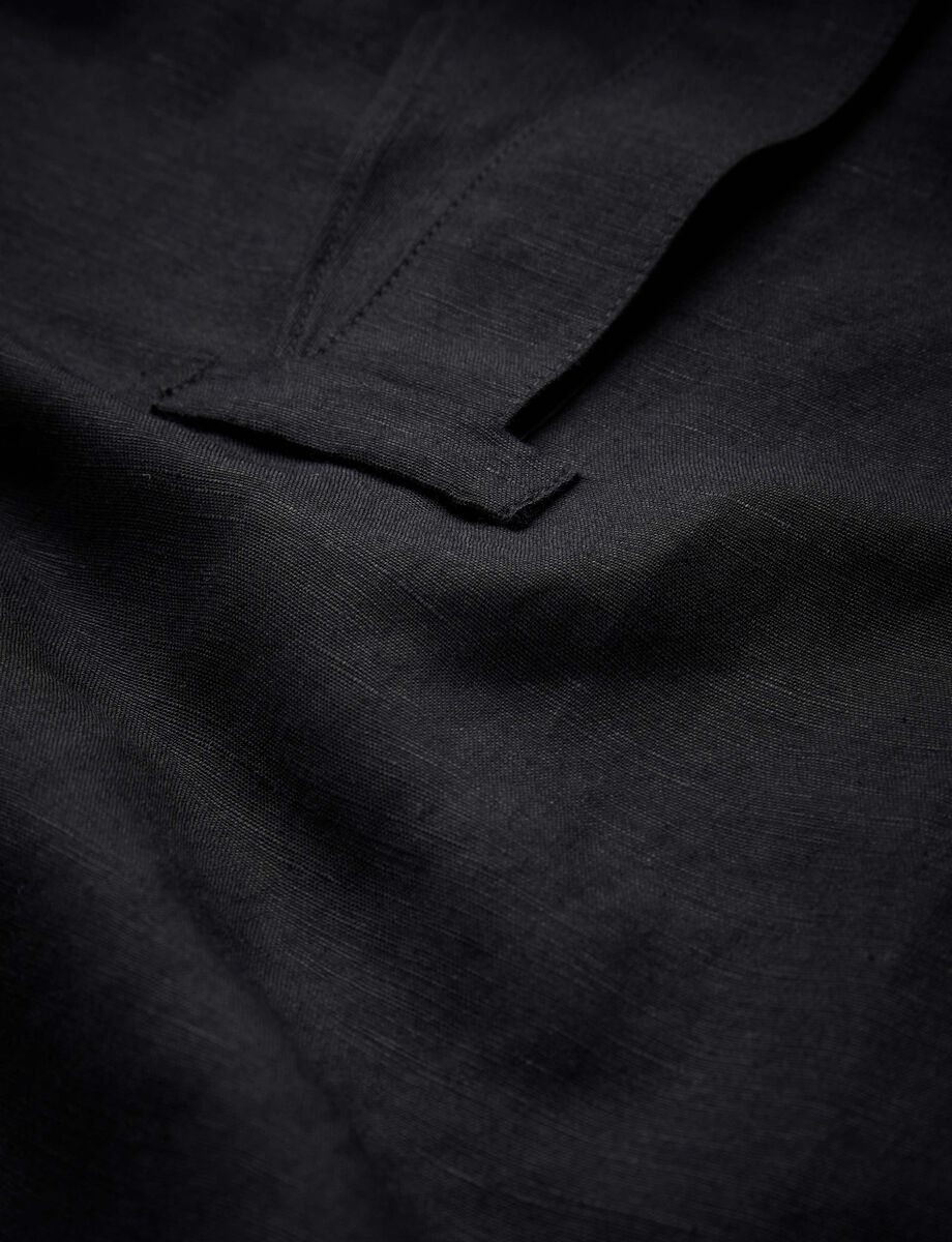Surri shirt in Night Black from Tiger of Sweden