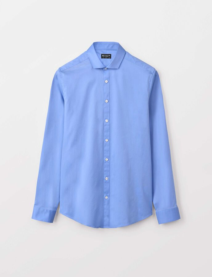 Steel 1 shirt in Blue from Tiger of Sweden