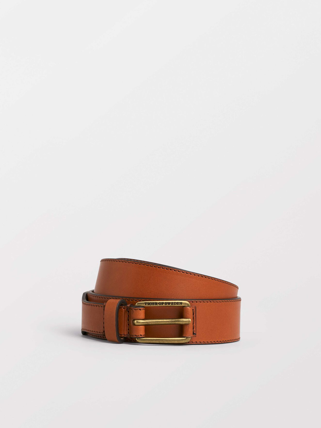 Erythro Belt in Cognac from Tiger of Sweden