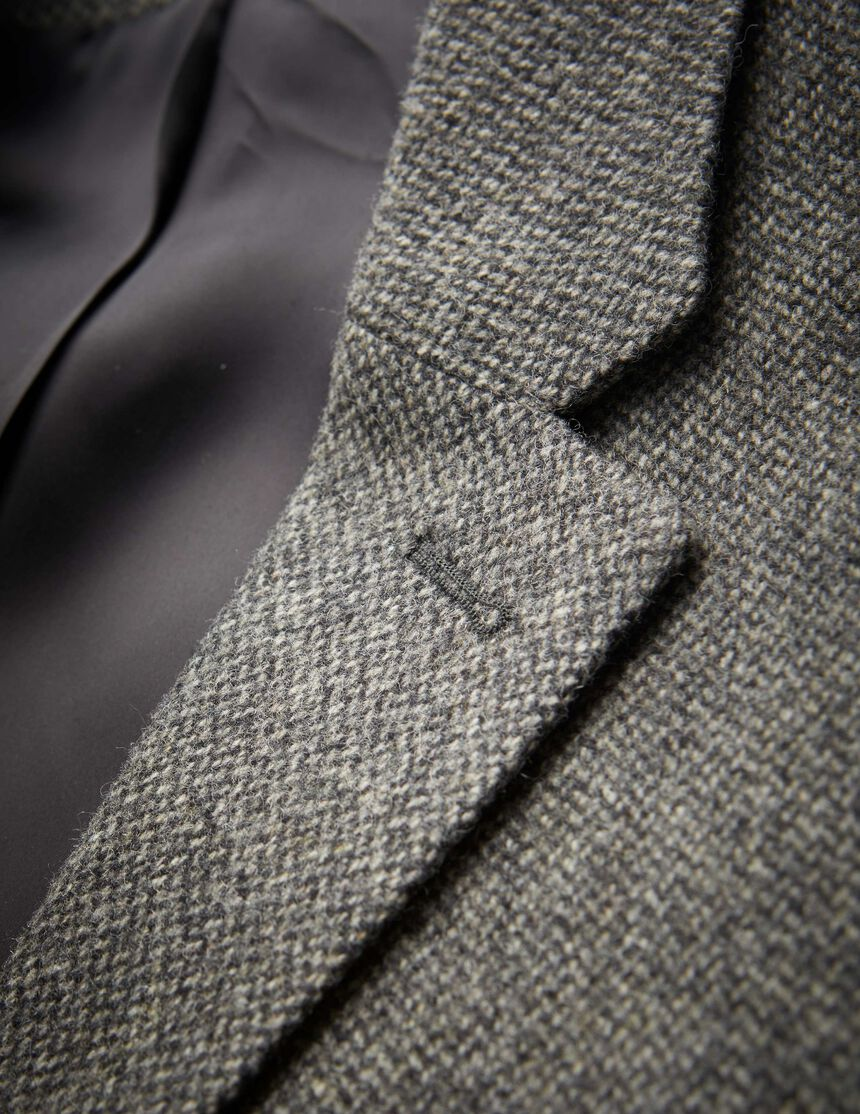 DEMPSEY 18 COAT in Espresso from Tiger of Sweden