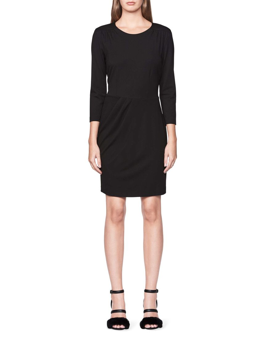 ARMIDA  DRESS in Midnight Black from Tiger of Sweden