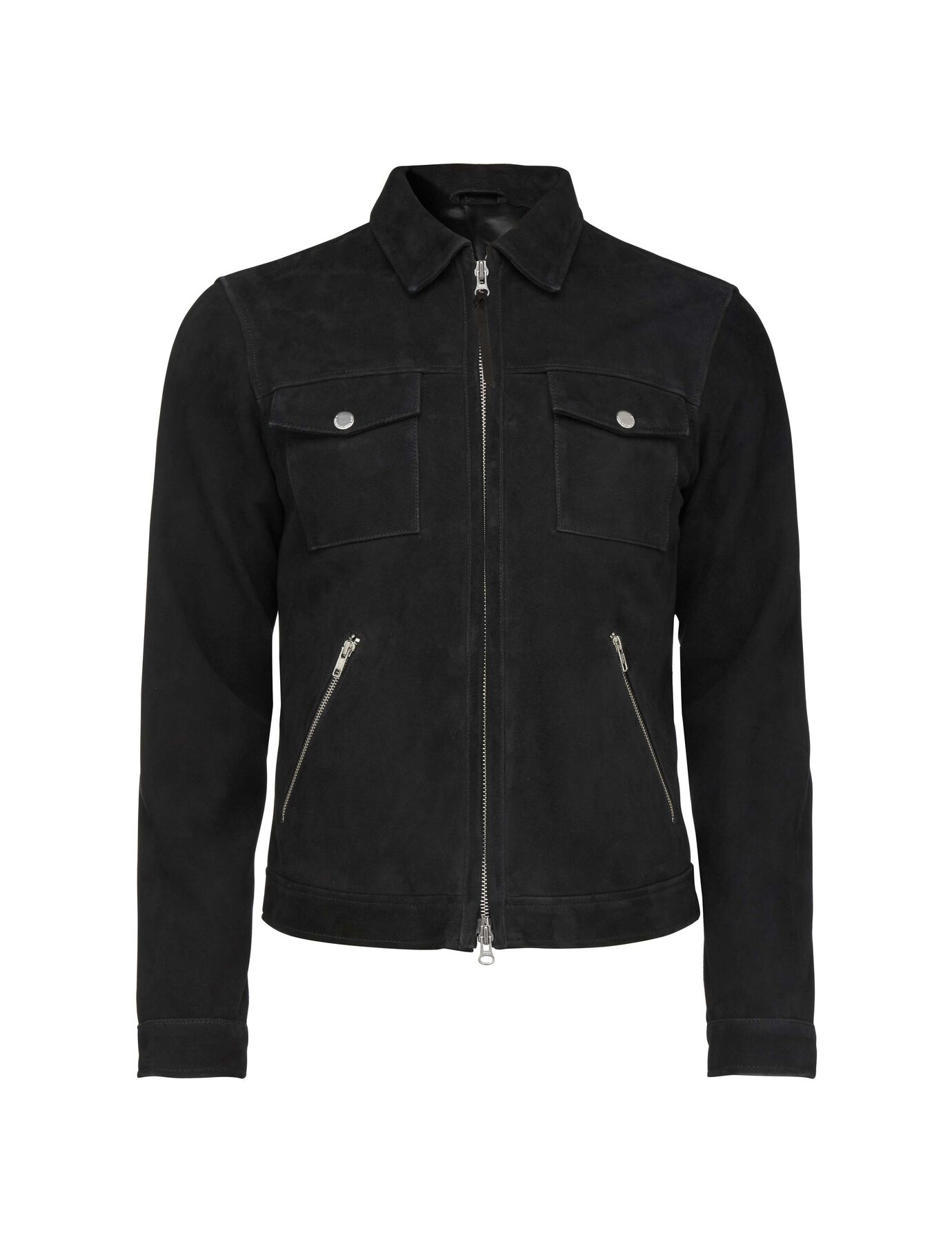 Jeppe Jacket in Black from Tiger of Sweden
