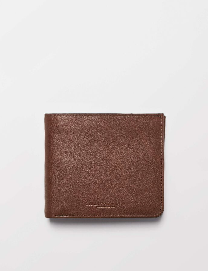 Marvalio Wallet in Medium Brown from Tiger of Sweden