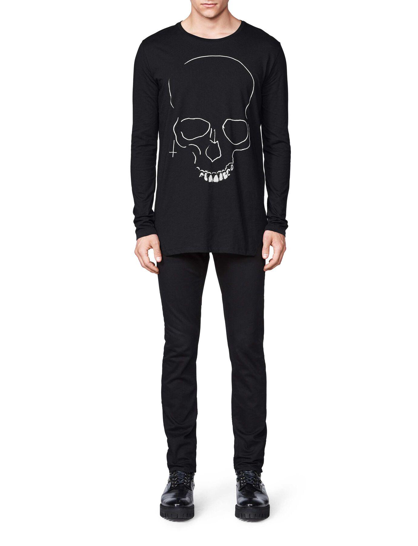 Grit t-shirt in Black from Tiger of Sweden
