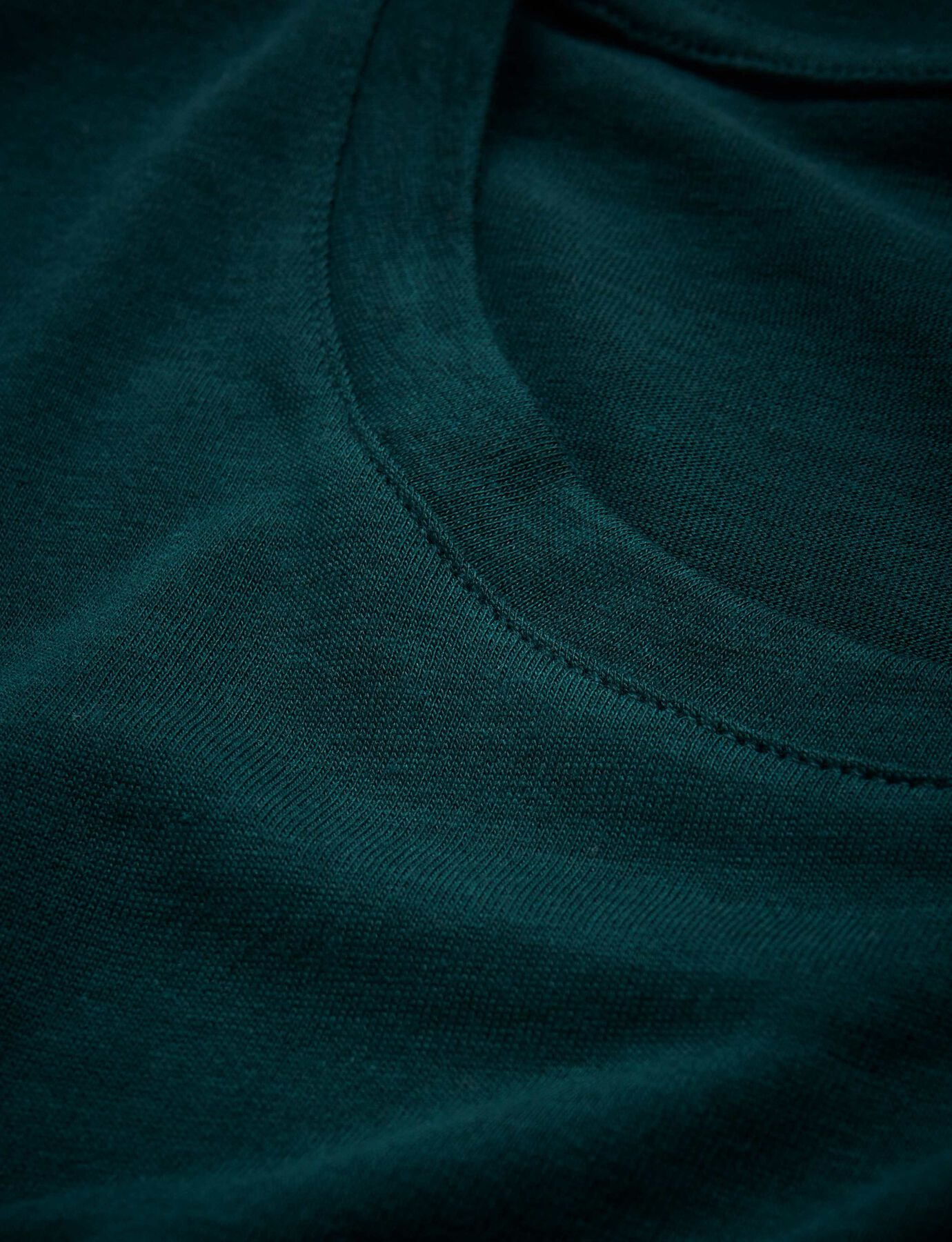 Lone t-shirt in Pine Green from Tiger of Sweden