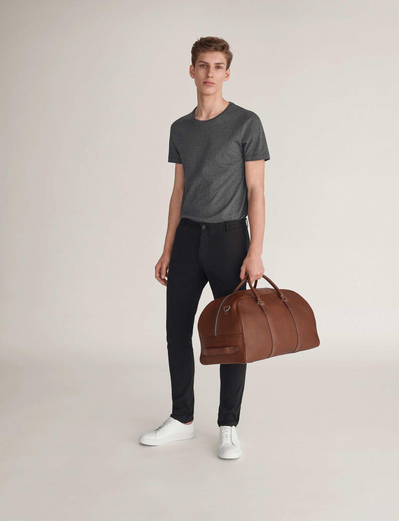 Pinchon weekend bag in Medium Brown from Tiger of Sweden