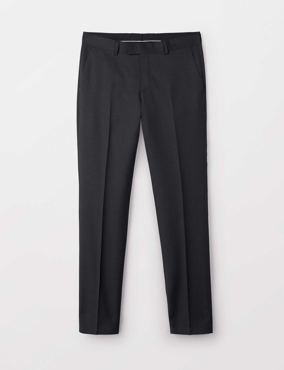 Gordon trousers in Dark grey from Tiger of Sweden