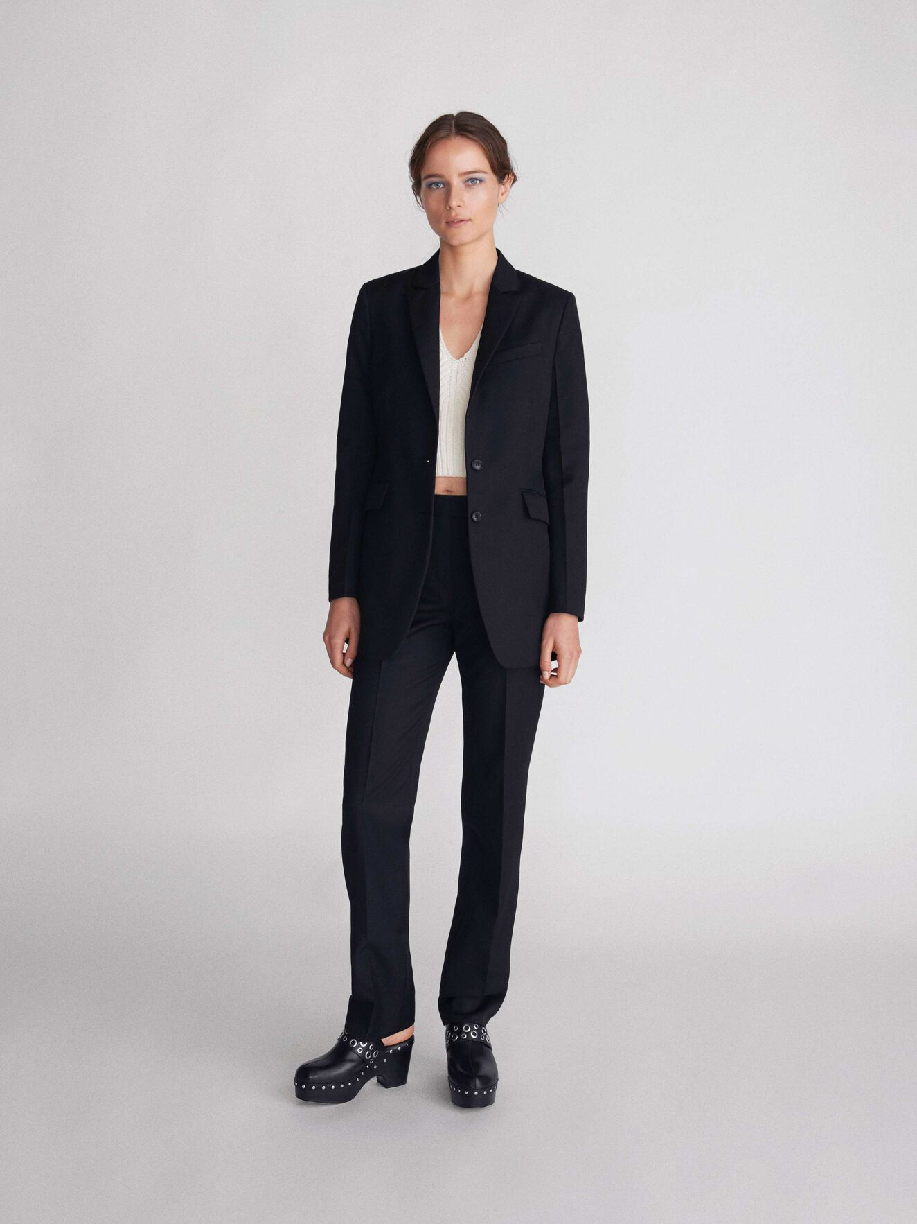 Tomiko Trousers in Black from Tiger of Sweden