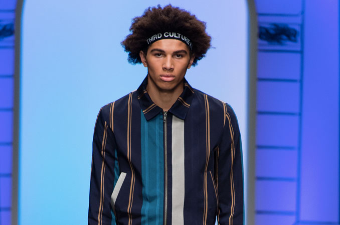 Tiger of Sweden presents Spring Summer 2017 collection at London Collections: Men
